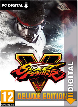Street Fighter 5 - Deluxe Edition