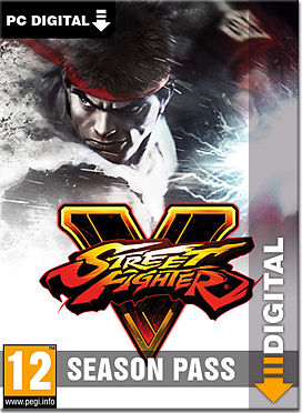 Street Fighter 5 - Season 1 Character Pass