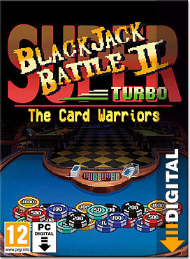 Super Blackjack Battle 2 Turbo Edition: The Card Warriors