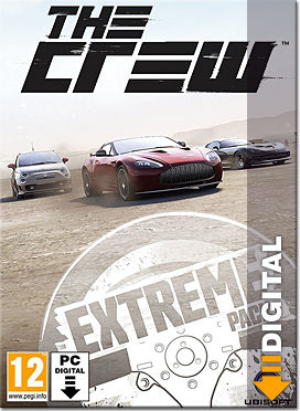 The Crew: Extreme Car Pack DLC