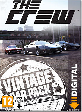 The Crew: Vintage Car Pack DLC