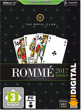 The Royal Club: Rommé 2017 Edition