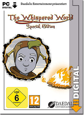 The Whispered World - Special Edition