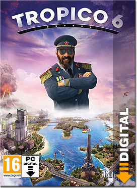 Tropico 6 Pc Games Digital World Of Games