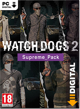 Watch Dogs 2: Supreme Pack