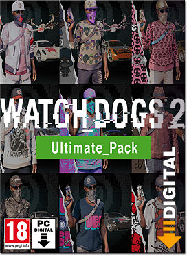 Watch Dogs 2: Ultimate Pack