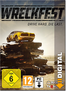 wreckfest pc games digital world of games. Black Bedroom Furniture Sets. Home Design Ideas