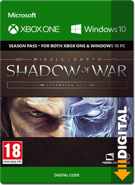 Middle-earth: Shadow of War - Expansion Pass (XPA Version)