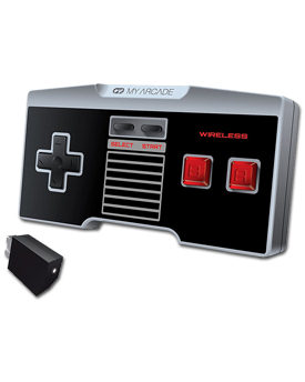 GamePad Classic Wireless Controller NES (dreamGear)