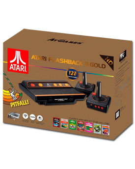 Atari Flashback 8 Gold HD Console