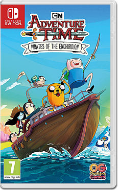 Adventure Time: Pirates of the Enchiridion -E-