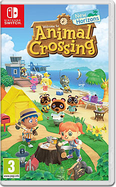 Animal Crossing: New Horizons -FR-