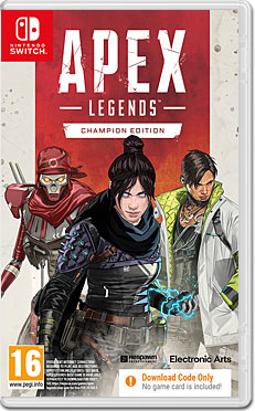 Apex Legends - Champion Edition (Code in a Box)