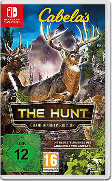 Cabela's The Hunt - Championship Edition