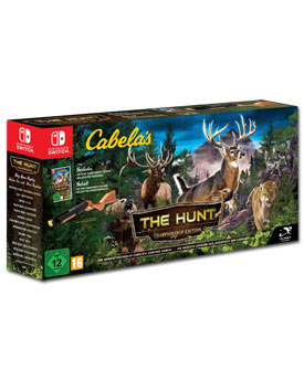 Cabela's The Hunt - Championship Edition Bundle