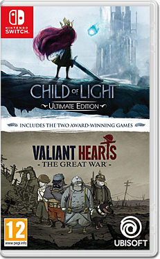 Child of Light + Valiant Hearts: The Great War