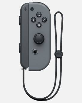 Joy-Con (R) -Grey- (Nintendo)