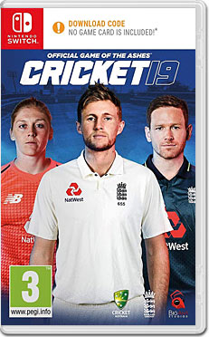 Cricket 19 (Code in a Box)