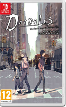 Daedalus: The Awakening of Golden Jazz -Asia-