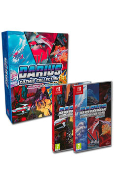 Darius Cozmic Collection - International Collector's Edition
