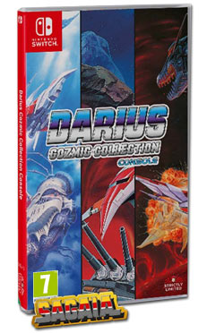 Darius Cozmic Collection - Console Edition