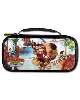 Deluxe Travel Case Donkey Kong Country: Tropical Freeze (Big Ben)