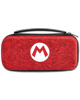 Deluxe Travel Case Mario Remix Edition (PDP)