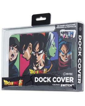 Dock Cover Dragonball Super (FR-Tec)