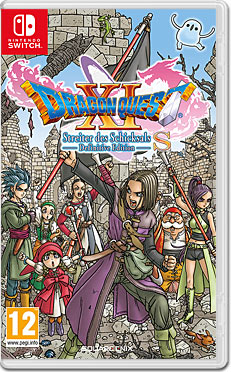 Dragon Quest 11 S: Streiter des Schicksals - Definitive Edition