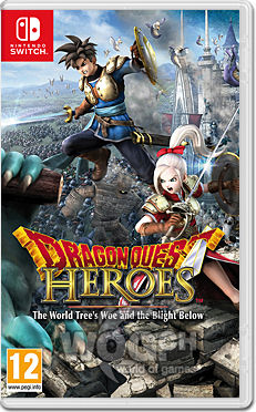 Dragon Quest Heroes 1-2