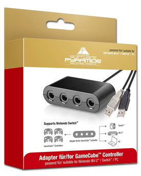Adapter for GameCube Controller (AK Tronic)