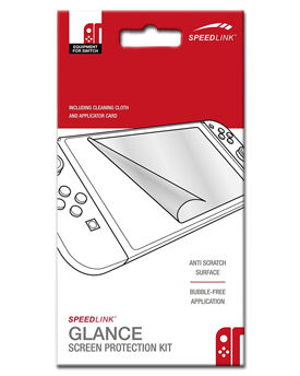 Glance Screen Protection Kit (Speed Link)