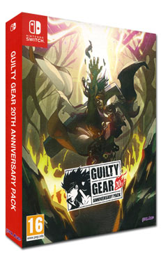 Guilty Gear 20th Anniversary Edition - Day 1 Edition
