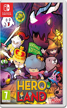 Heroland - Knowble Edition -US-