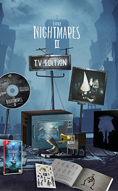 Little Nightmares 2 - TV Edition