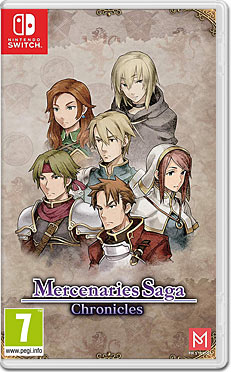 Mercenaries Saga Chronicles -US-