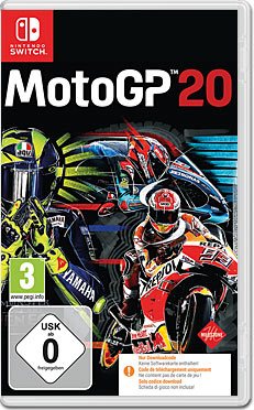 MotoGP 20 (Code in a Box)
