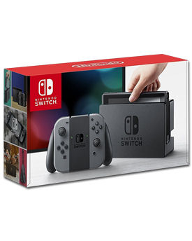 Nintendo Switch -Grau- **Launch-Zeitraum**