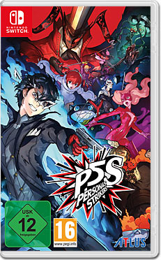 Persona 5 Strikers - Limited Edition