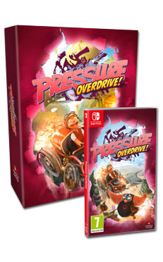 Pressure Overdrive - Collector's Edition