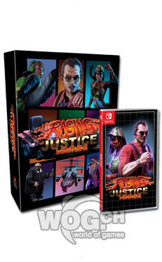 Raging Justice - Collector's Edition