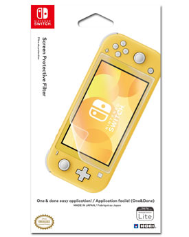 Switch Lite Screen Protective Filter (Hori)