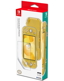 Switch Lite Screen & System Protector (Hori)