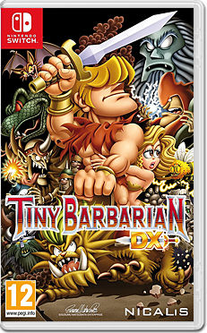 Tiny Barbarian DX -US-