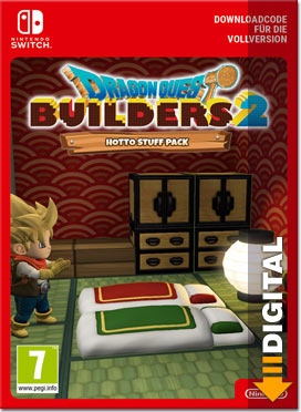 Dragon Quest Builders 2 - DLC 1: Hotto Stuff Pack