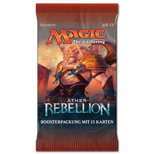 Äther-Rebellion Booster -D-
