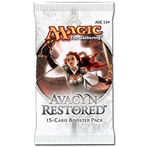 Avacyn Restored Booster -E-