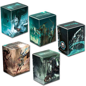 Deck Case 80+ 5er Set -Court of the Dead-