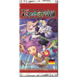 Force of Will - Alice-Zyklus Set 4: Kampf um Attoraktia Booster
