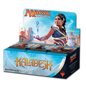 Kaladesh Booster Display -E-